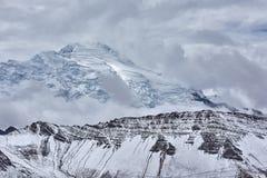 Ausangate-Berg stockfoto