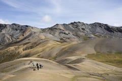 Ausangate krajobraz Zdjęcie Stock