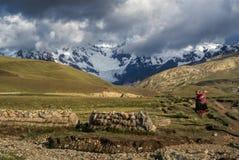 Ausangate, Peru Stock Photos