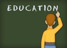 Ausbildung stock abbildung