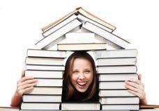 Ausbildung holen Ihnen Haus Stockbilder