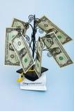 Ausbildungs-Kosten Stockbild