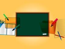 Ausbildungshintergrund Stockbilder