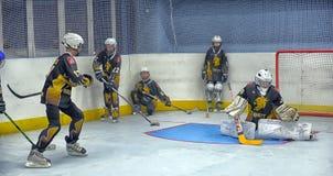 Ausbildungskomplex für Hockeyspieler, Lizenzfreie Stockbilder