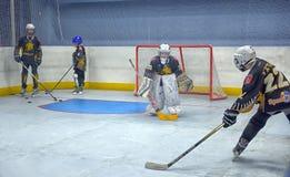 Ausbildungskomplex für Hockeyspieler, Lizenzfreie Stockfotografie
