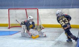 Ausbildungskomplex für Hockeyspieler, Stockfoto