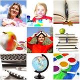 Ausbildungsthema Lizenzfreies Stockfoto