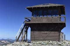 Ausblick am Berg Fremont, Zustand Washington, USA Stockfoto