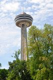 Ausblick-Kontrollturm bei Niagara Falls Lizenzfreies Stockbild