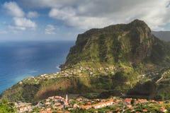 Ausblick in Richtung zu Penha de Aguia Lizenzfreies Stockfoto