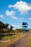Park im Freien Lizenzfreie Stockfotografie