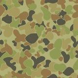 Auscam pattern. Stock Photo