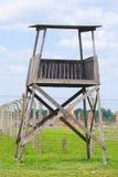 Auschitz Birkenau, fascist extermination camp ,Poland Royalty Free Stock Photography