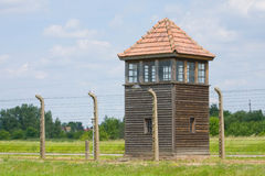 Auschitz Birkenau, fascist extermination camp ,Poland Stock Images