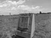 Auschwitz集中营 图库摄影