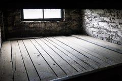 AUSCHWITZ, ΠΟΛΩΝΙΑ - 11 Ιουλίου 2017 Μέρος Auschwitz Concentratio Στοκ Εικόνες