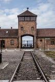 2 auschwitz στρατόπεδων πολεμικός κόσμος καθεστώτος της Πολωνίας συγκέντρωσης ναζιστικός Στοκ φωτογραφίες με δικαίωμα ελεύθερης χρήσης