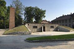 Auschwitz 1 Stockfotografie