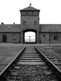 Auschwitz Photographie stock