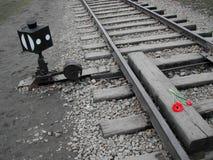 Auschwitz Immagine Stock