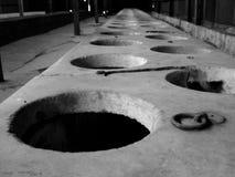Auschwitz Immagini Stock