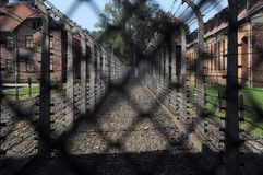 Auschwitz Royalty Free Stock Image