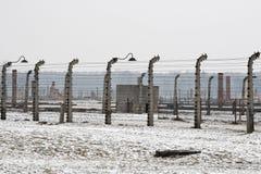 Auschwitz. Photo stock