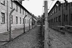 Auschwitz Lizenzfreies Stockfoto