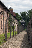 Auschwitz Stock Photography