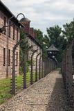 Auschwitz Fotografía de archivo