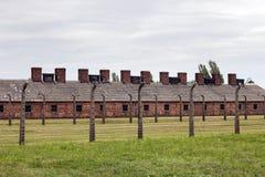 Auschwitz Stockfoto