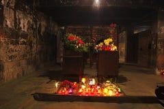 Auschwitz foto de stock royalty free