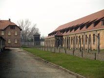 Auschwitz Royalty Free Stock Photo