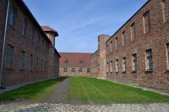Auschwitz Fotografia Royalty Free