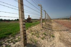 Auschwitz Imágenes de archivo libres de regalías