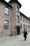 Auschwitz aujourd'hui Photos stock