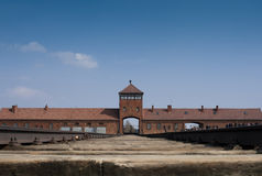 Auschwitz-Birkenau 1 Stock Photos