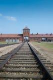 Auschwitz-Birkenau 1 Royalty Free Stock Photos