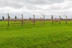 Auschwitz-Birkenau Royalty Free Stock Photos