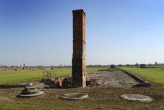 Auschwitz Birkenau Lizenzfreie Stockbilder