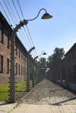 auschwitz birkenau Στοκ εικόνες με δικαίωμα ελεύθερης χρήσης
