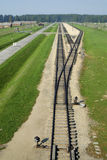 Auschwitz Birkenau Royalty Free Stock Image