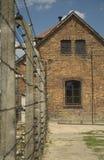 Auschwitz-Birkenau Immagine Stock Libera da Diritti