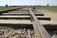 Auschwitz 2 14 – Birkenau - Fotografia Royalty Free