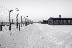 Auschwitz / Birkenau Stock Photos