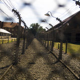 Auschwitz-Birkenau Royalty Free Stock Photos