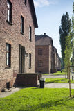 Auschwitz-Birkenau Concentration Camp Royalty Free Stock Image