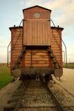 Auschwitz-Birkenau Concentration Camp Stock Image