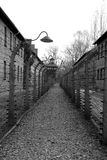 Auschwitz Birkenau Royalty Free Stock Photos