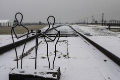 Auschwitz Birkenau II Stock Photo
